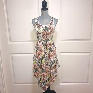 Xhilaration Summer Dress Cute Back